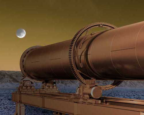 rotary kiln for carbon for sale