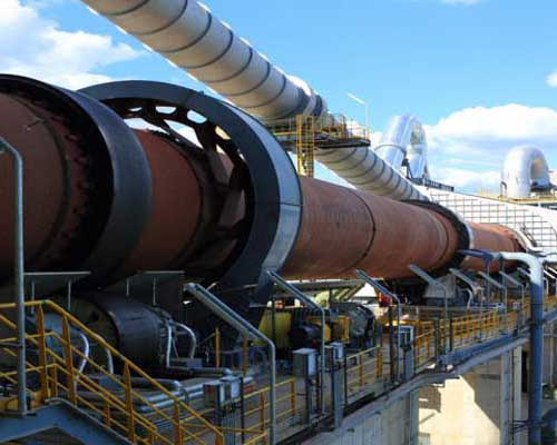 rotary kiln for magnesium oxide for sale