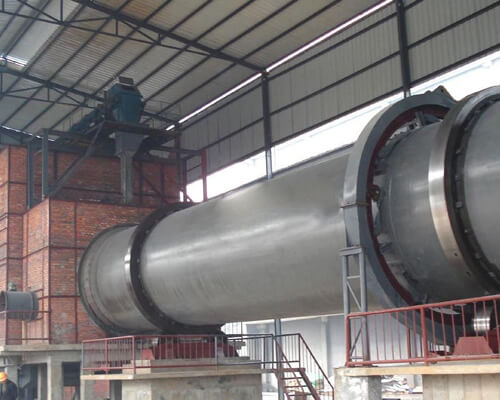 indirect-fired rotary kiln foe sale