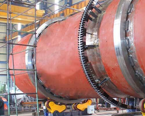 clinker rotary kiln for sale