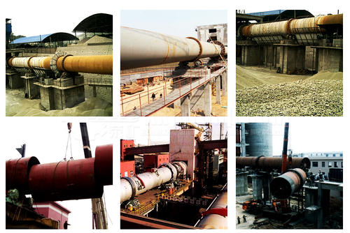 Different Types Of Rotary Kiln