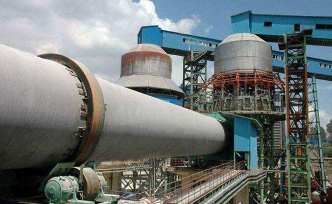 Design and process advantages of new designed sponge iron rotary kiln system