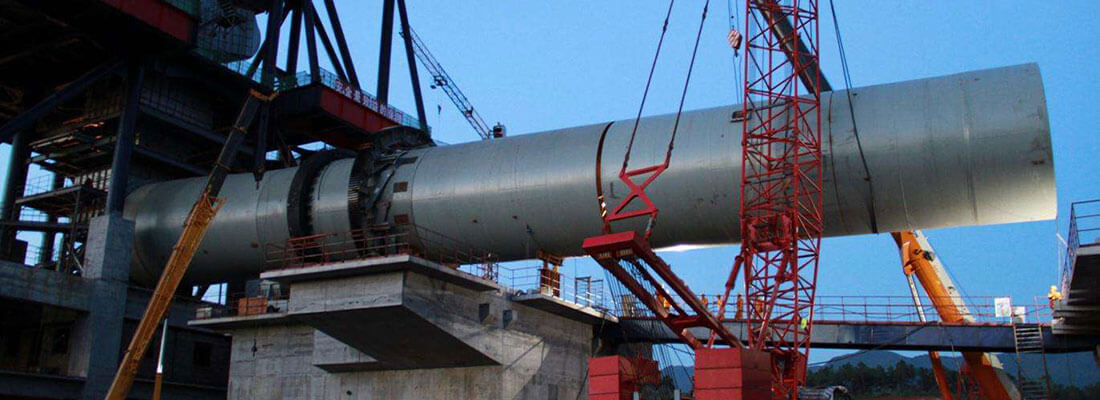 Rotary Kiln in Cement Industry