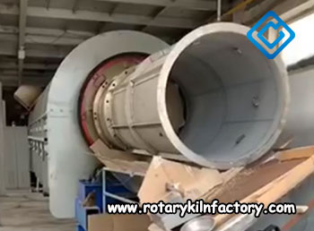 Rotary cylinder of electric roatry kiln