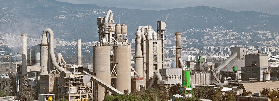 cement kiln line
