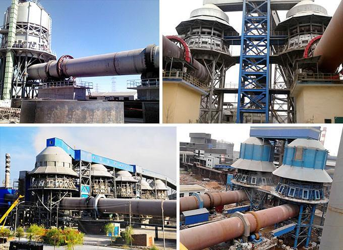 cement kiln plant