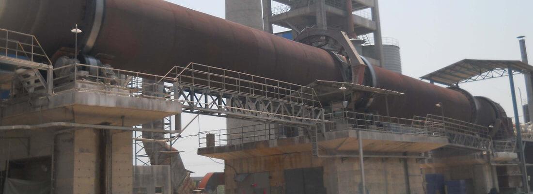 rotary kiln US plant