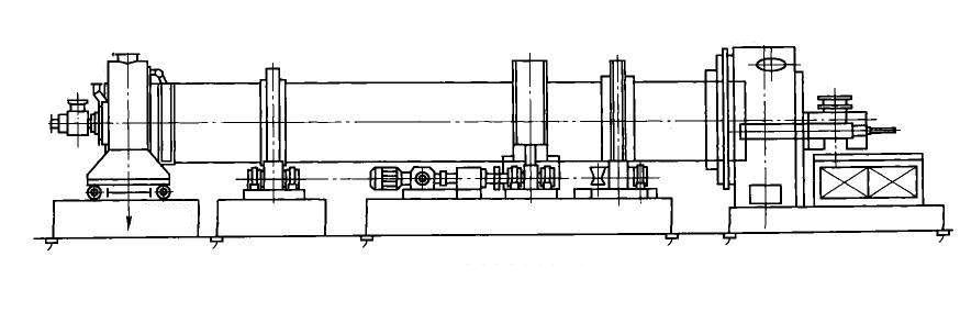 rotary kiln's drive current