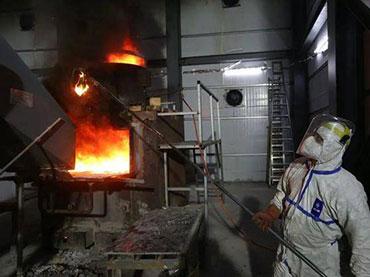 Medical waste incineration